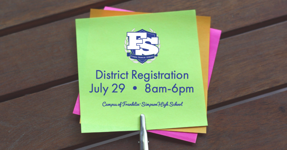 District Registration