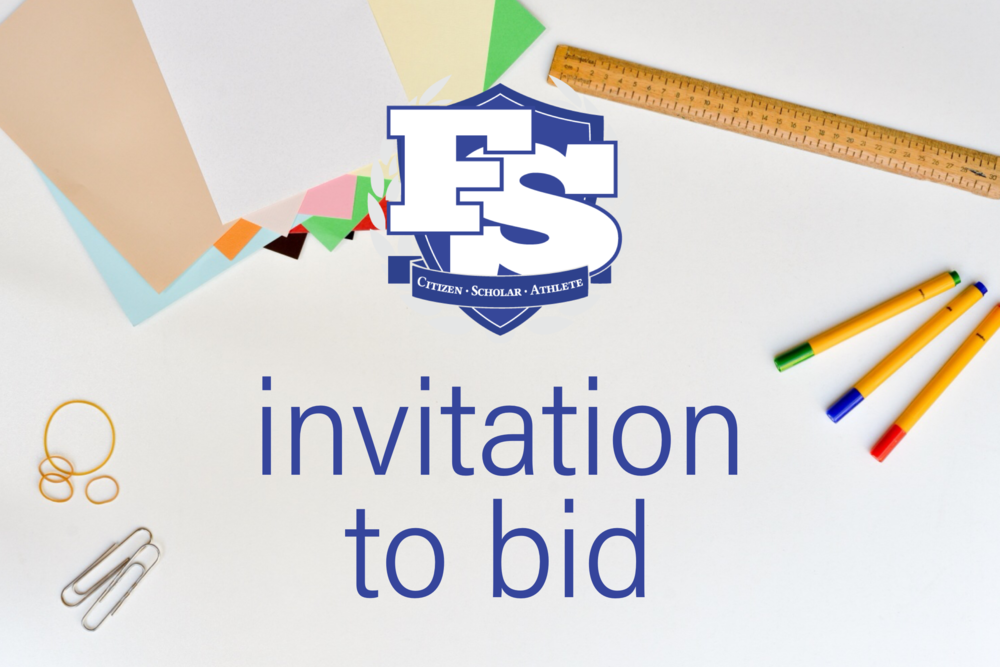 Invitation To Bid - Landscaping