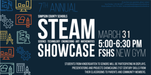 7th Annual STEAM Showcase