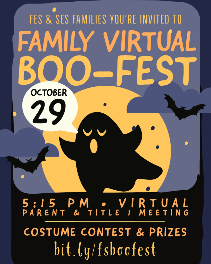 Virtual Family Boo-Fest
