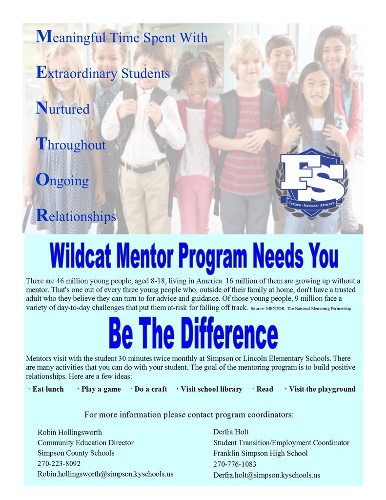 Wildcat Mentor Program