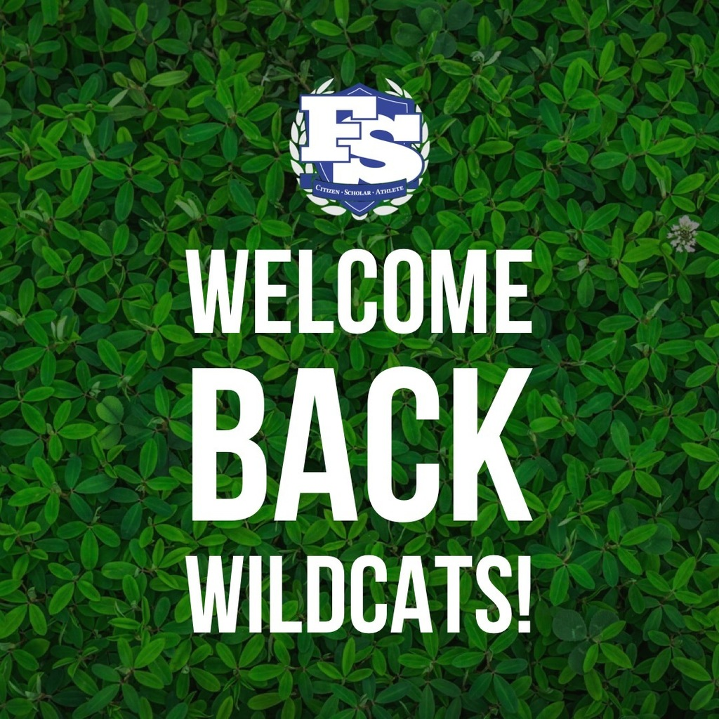 Welcome Back Wildcats!