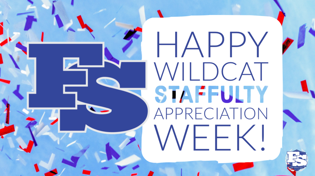 Staffulty Appreciation Week